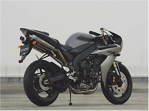 Ti-Force (Graves) full system exhaust for Yamaha R1