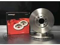 Brake Discs for Insignia, Saab, Chevrolet.