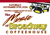 Coffeehouse!  The Music of Broadway