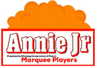 Annie Jr. presented by WCM's Marquee Players