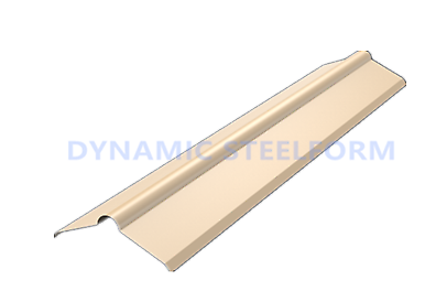 DynamicSteelform Colorbond® Steel Ridge Capping and Valley Gutter
