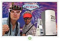 Save $300 on a 4 hour Photo Booth Rental
