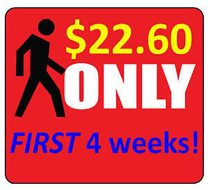 10 x 20 or 10 x 30 lockers for only $22.60 conditions apply!!