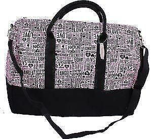 e6834b05c132 Victoria Secret Mini Duffle Bag