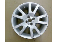MGF MGTF 15 inch VEE SPOKE ALLOY WHEELS AND TYRES NEW ALSO 16 INCH WHEELS IN BLACK OR SLIVER