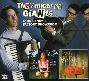 Factory Showroom von They Might Be Giants