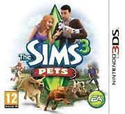 Sims 3 Pets 3DS