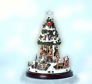 lighted christmas house musical - Ebay Vintage Christmas Decorations