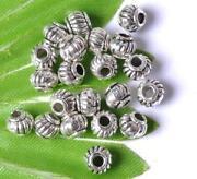 Tibetan Silver Spacer Beads