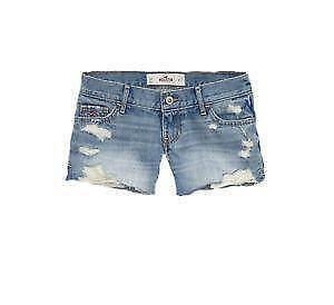 hollister jean shorts - photo #42