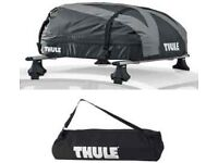 Thule roof box ranger 90 - used