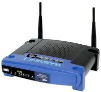 routeur Wifi Wireless WRT54GS ver 7.2 avec DD-WRT installé City of Montréal Greater Montréal Preview