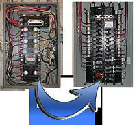 ELECTRICIAN  416 230 9695 <40 YEARS EXPERIENCE>