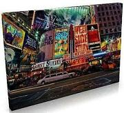 New York Canvas Prints