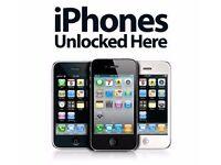 IPHONE UNLOCK ALL NETWORK ALL PHONES