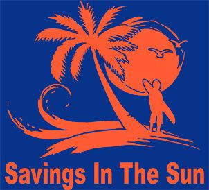 Savings In The Sun