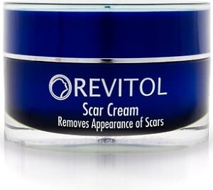 Revitol SCAR REMOVAL CREAM Reduce Remove Pimple Scarring Treatment Product