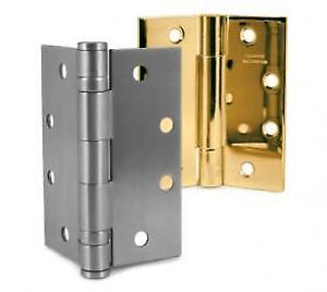 Commercial Door Hinges; Dorex