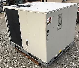 NORDYNE Q6SD-X60D/919955 5 TON ROOFTOP HEAT PUMP/AIR CONDITIONER 13 SEER