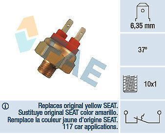 NEW FAE COOLANT TEMPERATURE SENSOR GAUGE 35420 FIT FOR VW AUDI SEAT
