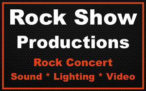 Concert Sound, Lighting & Video London Ontario image 1