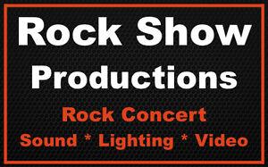 Concert Sound, Lighting & Video London Ontario image 1