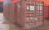 CONTAINERS / SEACANS IN EDMONTON AT DISCOUNTED PRICES