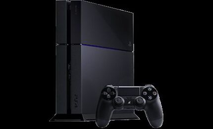 playstation 4 new in box 3 games receipt & warranty Melbourne CBD Melbourne City Preview