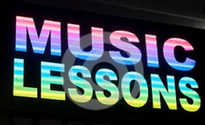 PIANO,ELECTRONIC KEYBOARD,ACCORDION,SAXOPHONE, LESSONS FOR BEGIN
