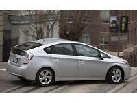 TOYOTA PRIUS FOR HIRE UBER READY FROM £200 PER WEEK INC FULL COMP INSURANCE & RAC