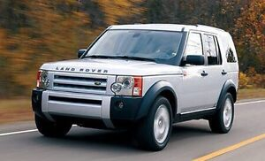 Wanted: Land Rover LR3 V8 Low Mileage