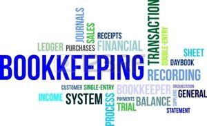 Bookkeeping & Virtual Admin Services