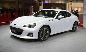 Want a BRZ manual