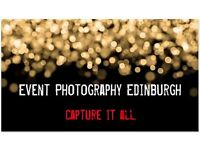 Capture the moments that matter with Event Photography Edinburgh.