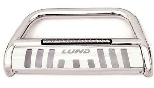 Lund -  Bull Bar with Led Light Bar Ford F150 2004-2017
