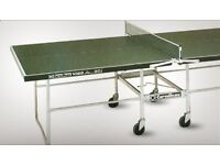 Cornilleau Outdoor Ping Pong table (table tennis) + net + rackets + cover
