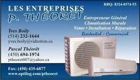 climatiseur thermopompe mural rbq.8324-0374-53.