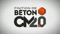 Finition de béton CM 2.0 inc.