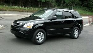2008 Kia Sorento LX SUV, AWD  Loaded