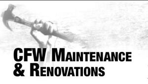 CFW Maintenance & Renovations West Ryde Ryde Area Preview