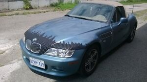 2001 BMW Z3 Convertible Peterborough Peterborough Area image 1