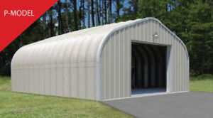 NEW STEEL BUILDING KIT (20' X 28' X 12')