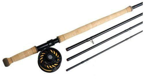 how to set up fishing rod for salmon