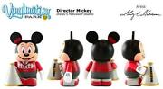 Director Mickey Vinylmation