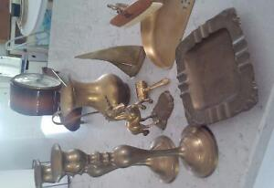 Collection of Brass Items Kitchener / Waterloo Kitchener Area image 1