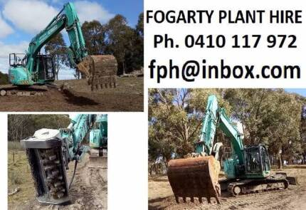 Fogarty Plant Hire and Excavating