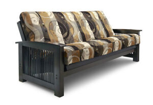 New solid wood futon frames from $249 free delivery in Ptbo Peterborough Peterborough Area image 3