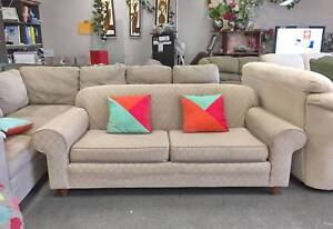 TODAY DELIVERY BEAUTIFUL COMFORTABLE 2.5 seater sofa QUICK SALE Belmont Belmont Area Preview
