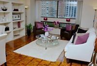 Spacious, bright & Cozy suites, Rich Architectural detail
