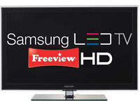 """2 x Faulty Samsung Led Televisions 46"""" UE46C5800 & 40"""" Smart UE40D5520"""